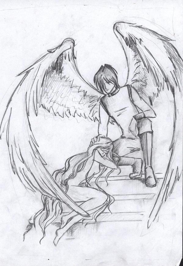 The Fallen Angel by Alexiel99 on DeviantArt