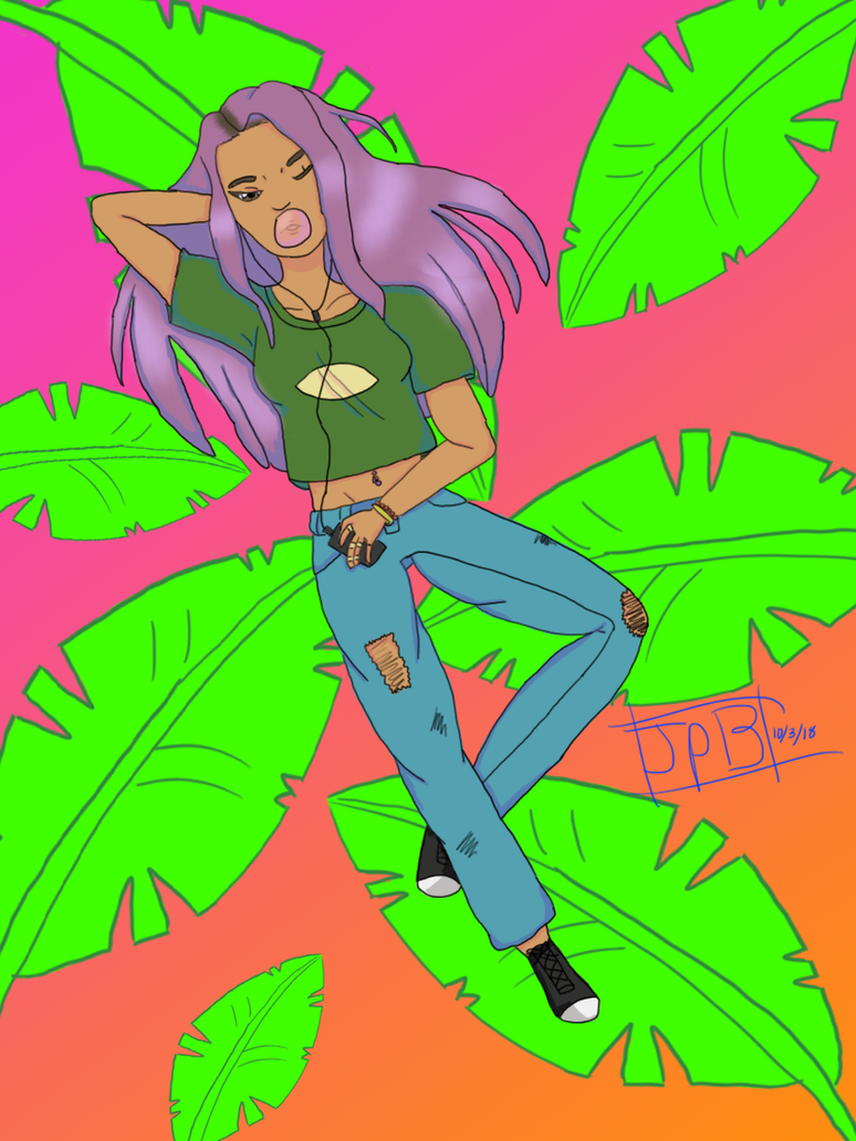 Palm Dreams by CatelynnSama