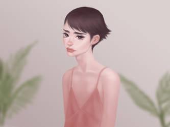 Sad Eyes by BoboSweet