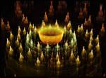 Holy Shrine - Created with JWildfire 2.57