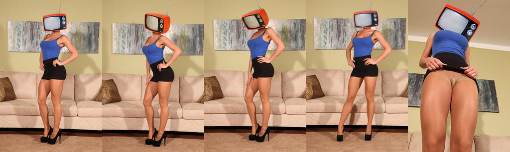 TV Tease by rgt