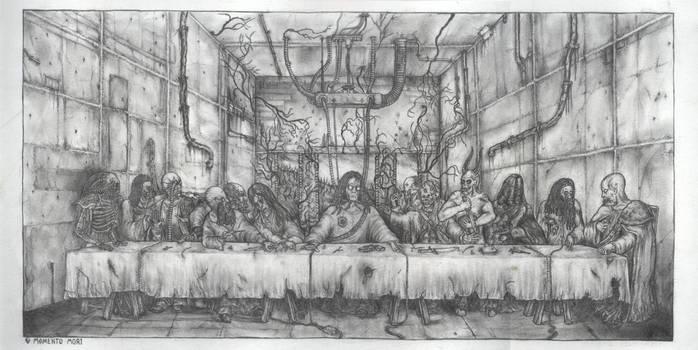 The Last Supper. by asylumseaker