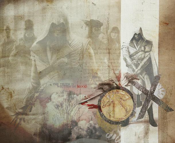 Assassin's Creed Brotherhood by francesdotcom