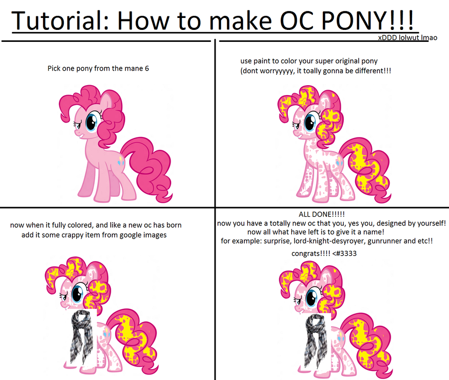 Tutorial how to draw you own special original oc by for How to make a good painting