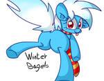 Winter Bagels.