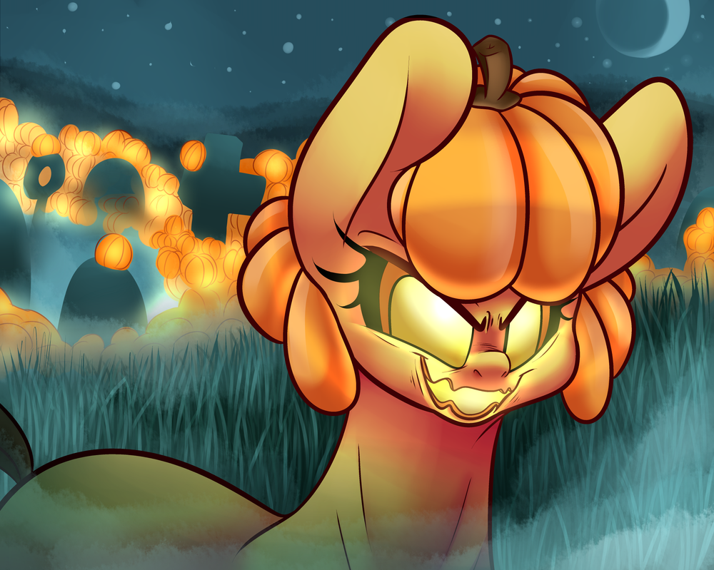 Halloween pumpkin by Extra-Dan