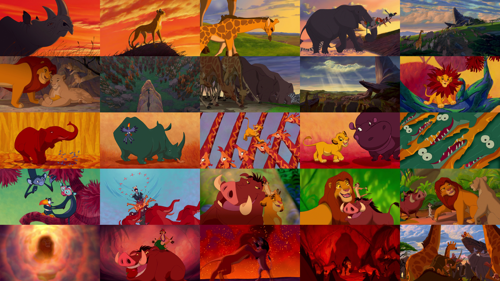the lion king wallpapergojirafan1994 on deviantart