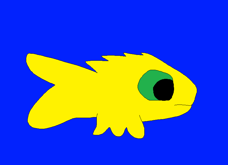 The big fish in the little pond by gojirafan1994 on deviantart for Big fish little pond