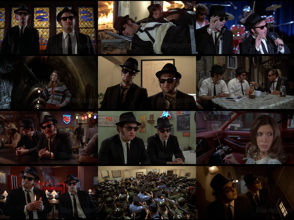 The Blues Brothers Wallpaper By Gojirafan1994