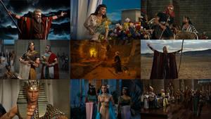 The Ten Commandments Wallpaper
