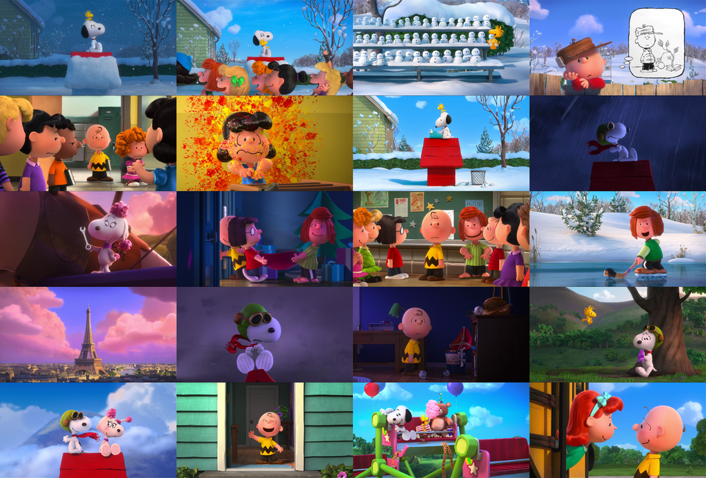 A Visit To Blue Sky Studios For The Peanuts Movie: The Peanuts Movie Wallpaper By Gojirafan1994 On DeviantArt