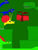 The New Dinosaur Adventures 2664 by Gojirafan1994