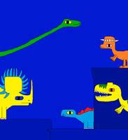 Diplodocus and Styracosaurus 3 by Gojirafan1994