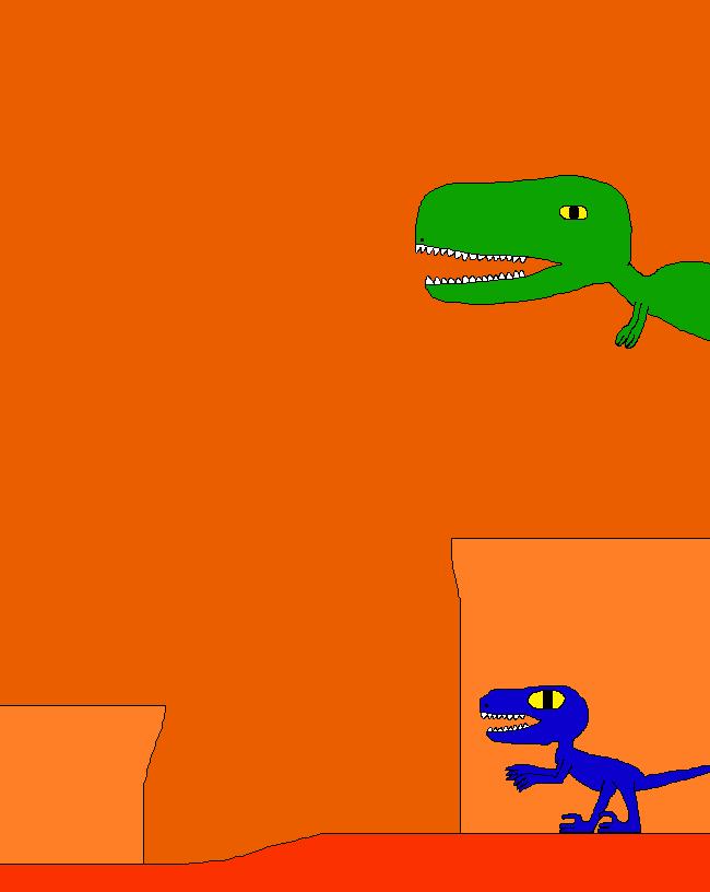 The New Dinosaur Adventures 2929 by Gojirafan1994