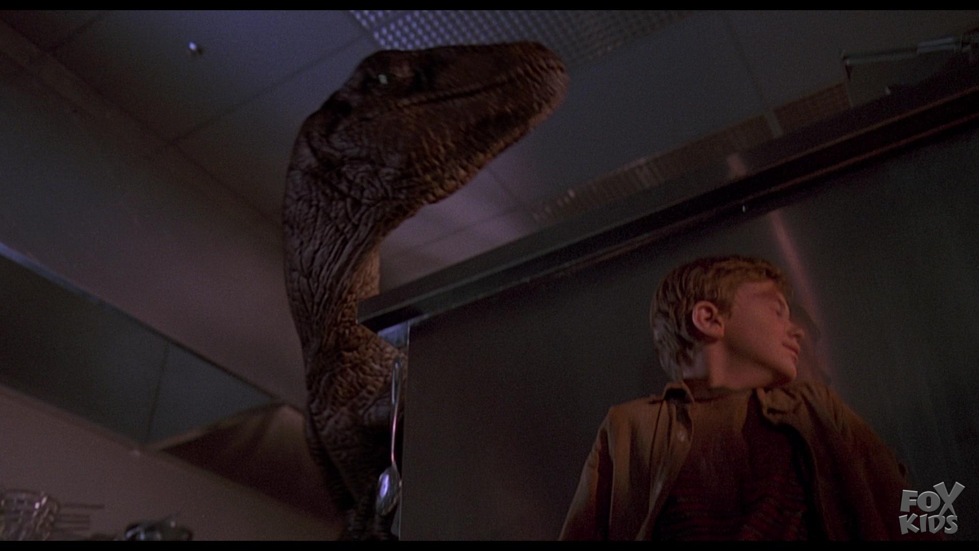 Jurassic Park 1993 On Fox Kids 8 By Gojirafan1994 On Deviantart