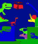 Giganotosaurus: The Journey