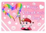 Valentine's Gift from Kirby!