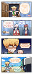 Pokemon Masters - Sinnoh Absence by SenchoDoodle