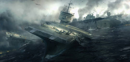 Battle ship by Name-of-today