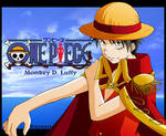Fan Art One Piece - Luffy