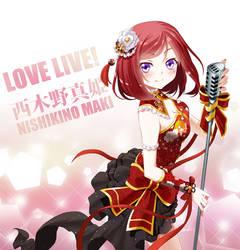 Love Live - Maki Nishino