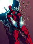 Deadpool by Eddie Nunez
