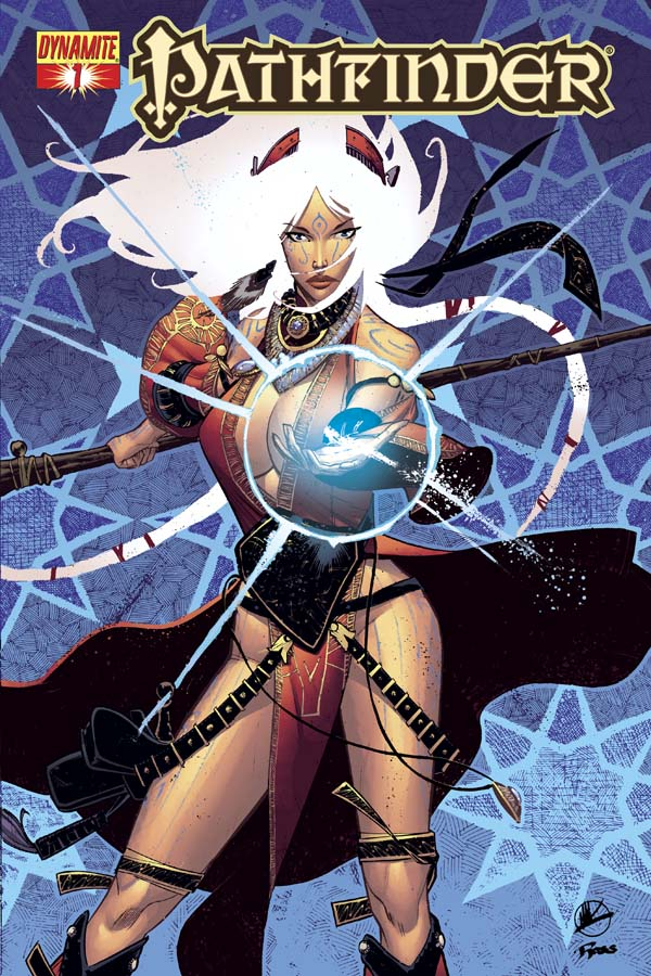 Pathfinder Scalera cover issue 1 by Ross-A-Campbell
