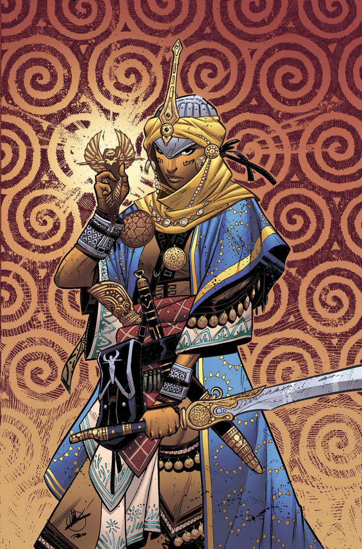 Pathfinder Scalera cover #3 by Ross-A-Campbell