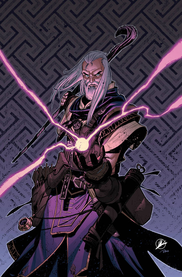 Pathfinder Scalera cover #6 by Ross-A-Campbell