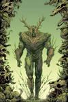 Brian Soriano's Swamp Thing Commish