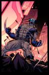 Wolverine Tokyo Colors