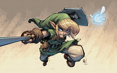 Link by Joe Mad!
