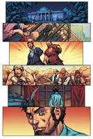 The chronicles of Faro Epilogue page 1 by Ross-A-Campbell