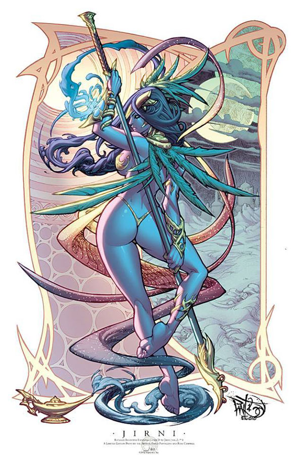 Jirni-PhoenixCC-print by Ross-A-Campbell