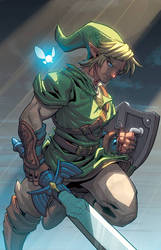 Link by Edwin Huang by Ross-A-Campbell