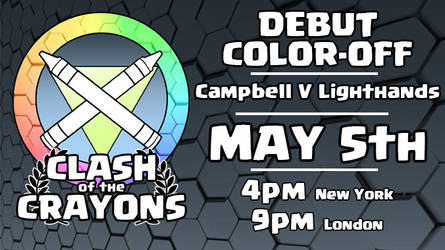Clash of the Crayons Event! by Ross-A-Campbell