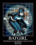 Batgirl motivational