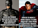 Message to Man of Steel haters: shut up hypocrites
