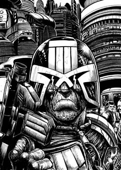 Dredd in your face 300
