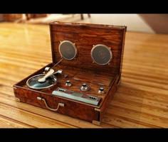Radio by NetGhost03
