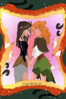 Disney Sisters by Annamalie