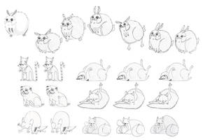Animation Pets by Annamalie