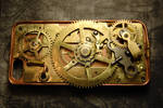 Steampunk case for iPhone 5