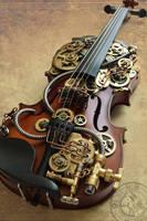 Sherlock Violin by cybercrafts