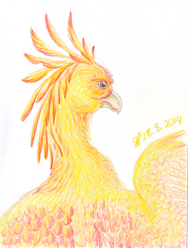 Firebird by Alhippa