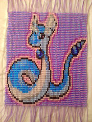 Bead art: dragonair