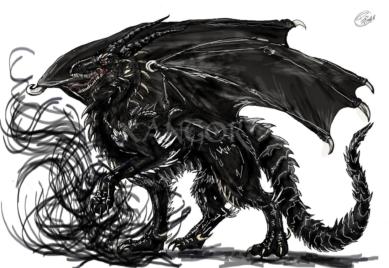 nightwing dragon