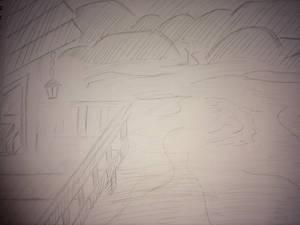 Lakehouse Sketch