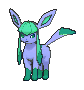 Glaceon Mint by ZeroTheFox1