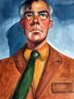 Lee Marvin by VictoriaInArts